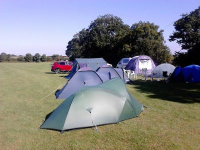 Read more about the article Camping at Napton on the Hill