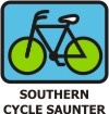 Southern Cycle Saunter Button