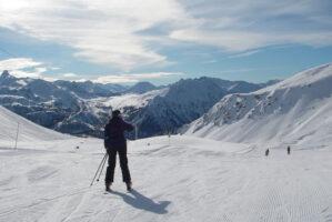 Montgenevre Ski Trip, January 2014